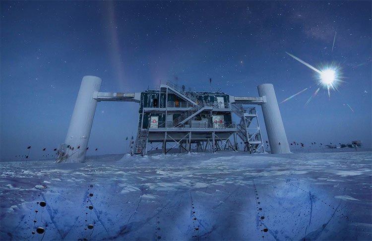 Đột phá khoa học: Tìm thấy nguồn phát bí ẩn của hạt ma sau một thế kỷ dò tìm