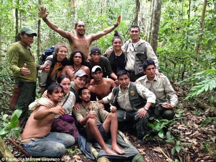 Du khách lạc trong rừng già 9 ngày được bầy khỉ cứu sống