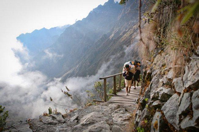 Đường mòn Inca