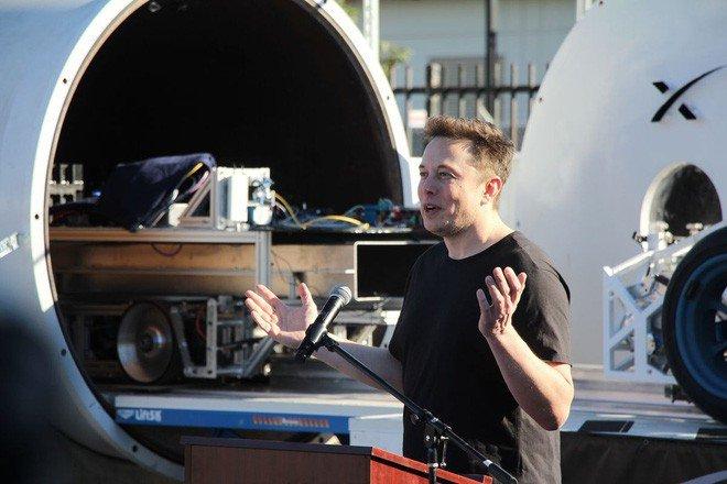 Elon Musk báo giá đường hầm di chuyển tốc độ cao: chỉ 1 USD để đi 30km trong 8 phút