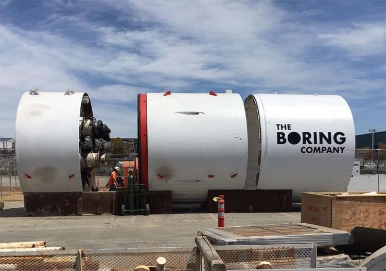Elon Musk hé lộ dự án đường hầm sẽ tạo ra siêu cách mạng giao thông