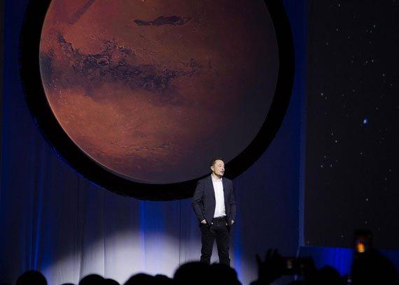 Elon Musk: không có người ngoài hành tinh, con người càng có nhiều hành tinh để chiếm