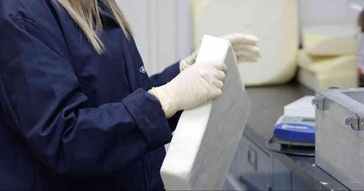Ford sản xuất nệm mút và nhựa từ CO2