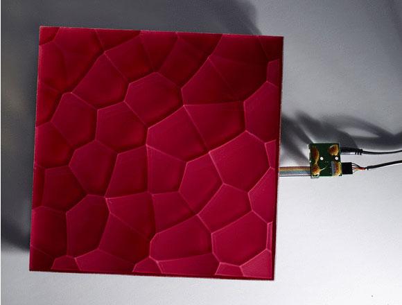 Gạch công nghệ E-ink sẽ loại bỏ việc sơn tường trong tương lai