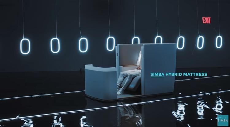 Ghế máy bay lai giường ngủ hiện đại nhất thế giới