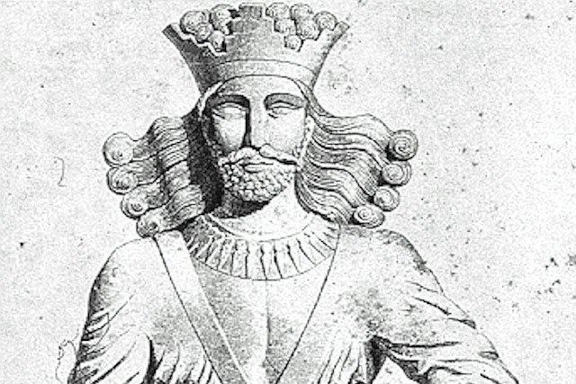 Giải mã bất ngờ về vua của các vị vua nổi tiếng lịch sử