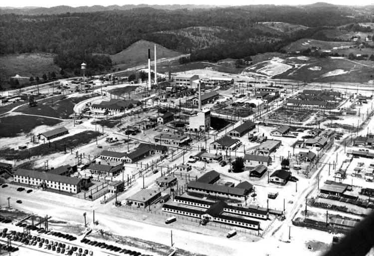 Giải mã bí ẩn nơi Mỹ chế tạo bom nguyên tử