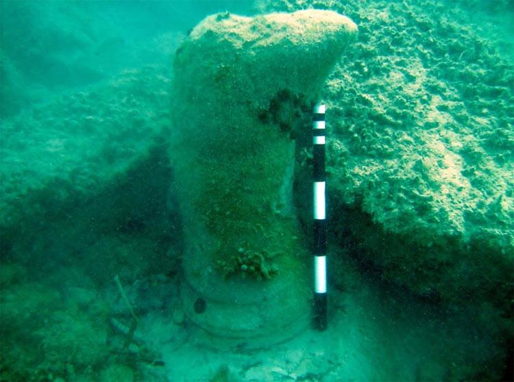 Giải mã bí ẩn thành phố mất tích ngoài khơi Hy Lạp