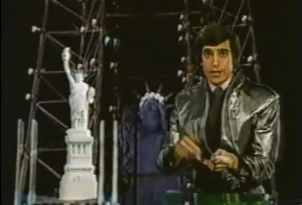 Giải mã màn ảo thuật làm biến mất tượng Nữ thần Tự do của David Copperfield