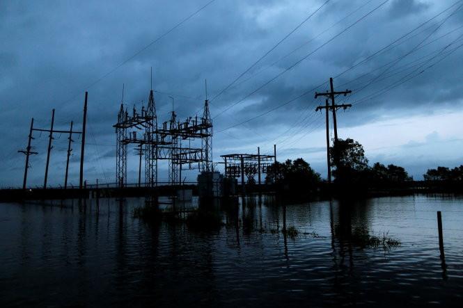 Giải mã trận bão lạ lùng mang tên Harvey