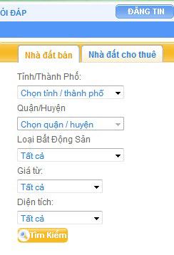 Giao dịch nhà đất online với Rada.vn