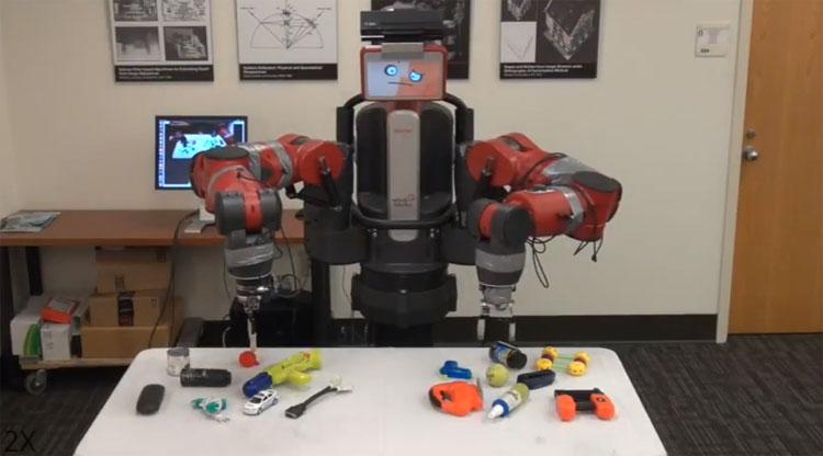 Google chi 1,5 triệu USD để nghiên cứu phương pháp cho robot học như em bé