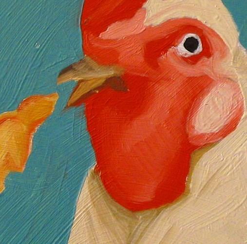 Hãi hùng truyền thuyết về quái vật gà thở ra lửa