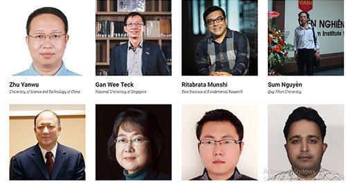 Hai nhà khoa học Việt Nam trong top 100 châu Á