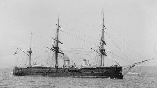 Hàn Quốc bất ngờ tìm thấy tàu kho báu Nga