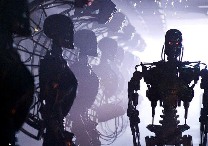 Hàng nghìn nhà khoa học ký cam kết không phát triển robot AI sát thủ