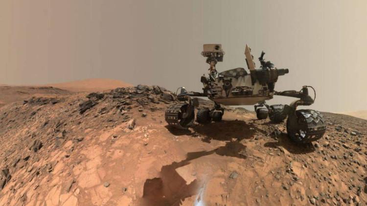 Hé lộ nhà thám hiểm sẽ lên sao Hỏa năm 2020