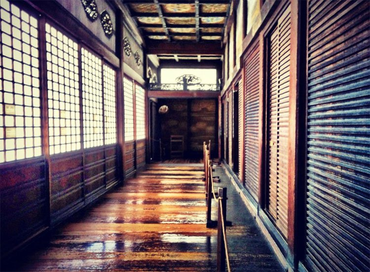 Hệ thống cảnh báo đột nhập tinh tế đến khó tin của người Nhật thời phong kiến