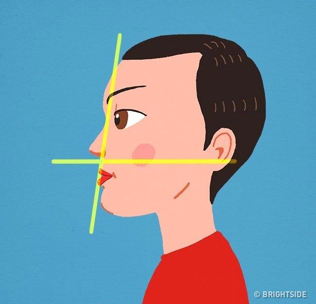 Hình dạng chiếc cằm của bạn cho biết nhiều điều hơn bạn nghĩ