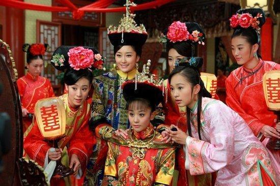 Hoàng đế Trung Quốc trải qua đêm động phòng thế nào?