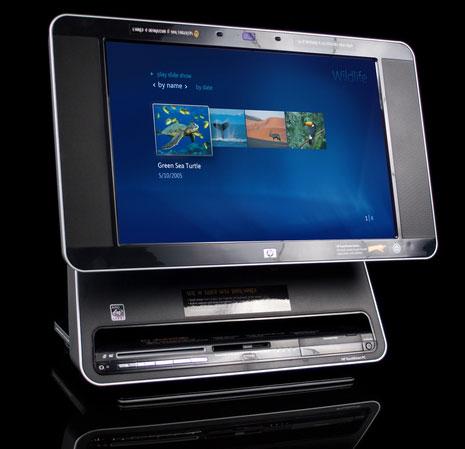 HP trình làng PC màn hình cảm ứng
