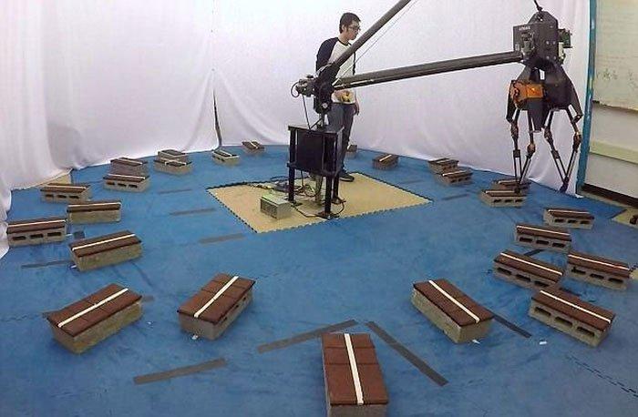 Huấn luyện thành công robot hai chân vượt địa hình phức tạp