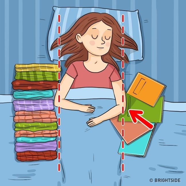 Hướng dẫn ngủ đúng cách giúp giảm nếp nhăn