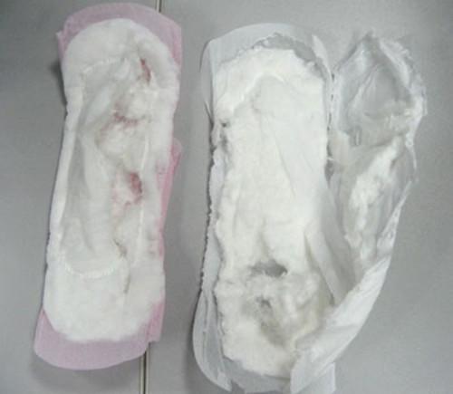 Hướng dẫn phân biệt băng vệ sinh giả gây ung thư