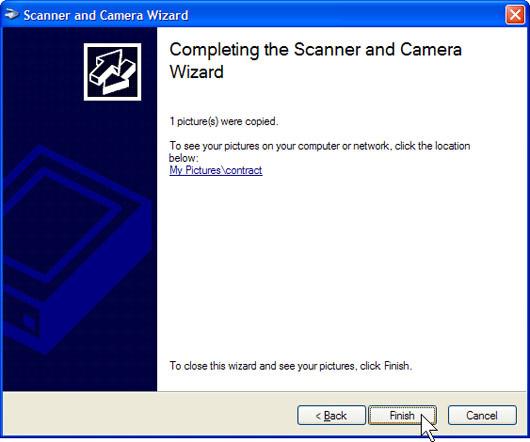 Hướng dẫn sử dụng máy tính để thực hiện nhiệm vụ in và scan