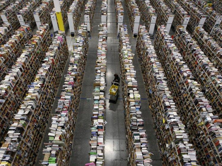 Jeff Bezos đã trở thành người giàu nhất thế giới như thế nào?