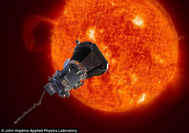 Kế hoạch chạm vào Mặt trời của NASA sẽ được tiến hành như thế nào?