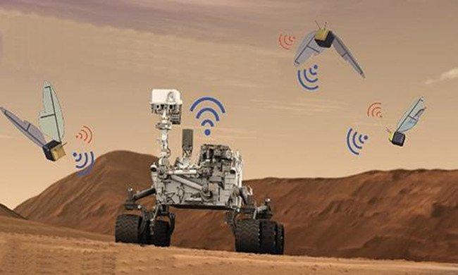 Kế hoạch khám phá sao Hỏa bằng robot ong của NASA