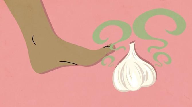 Khả năng bám mùi của tỏi đáng sợ như thế nào?