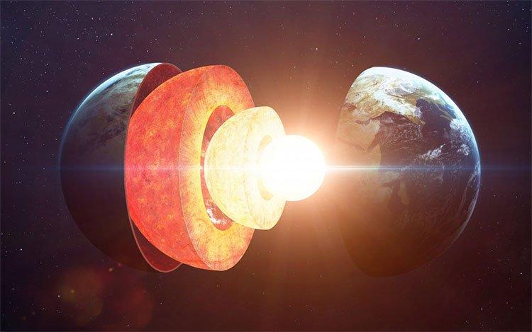Khả năng sự sống bị xóa sổ khi lõi Trái Đất nguội đi