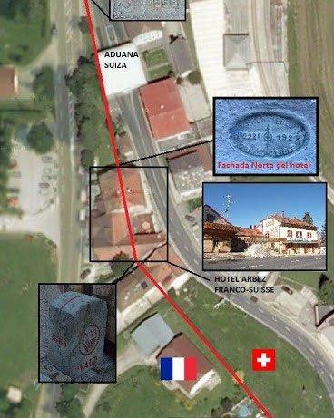 Khách sạn độc nhất hành tinh: Khách nằm ngủ ở Thụy Sĩ nhưng lại phải sang Pháp đi vệ sinh