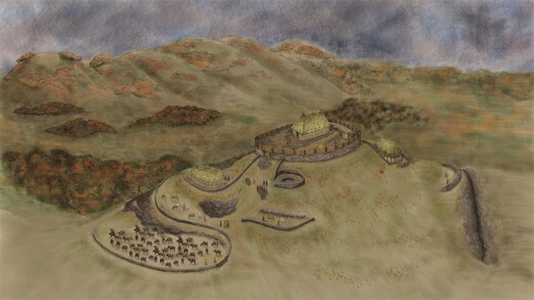 Khai quật vương quốc bị lãng quên ở Scotland