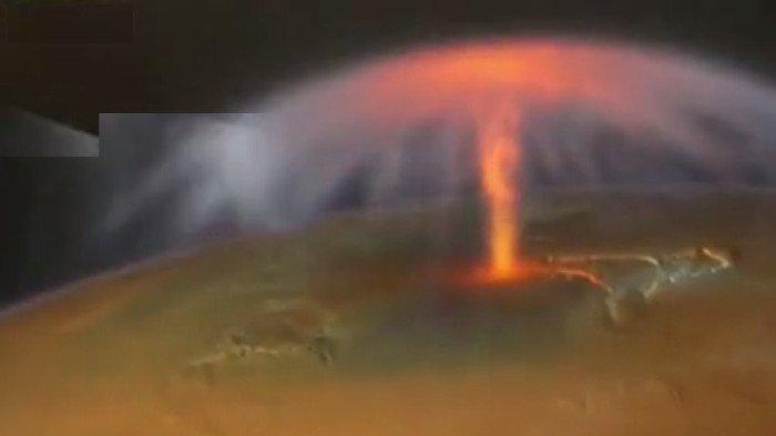 Khí hậu lạnh chết người của thiên thể luôn sục sôi núi lửa