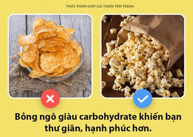 Khi tâm trạng tụt mood, hãy ăn ngay thực phẩm này để cứu nguy