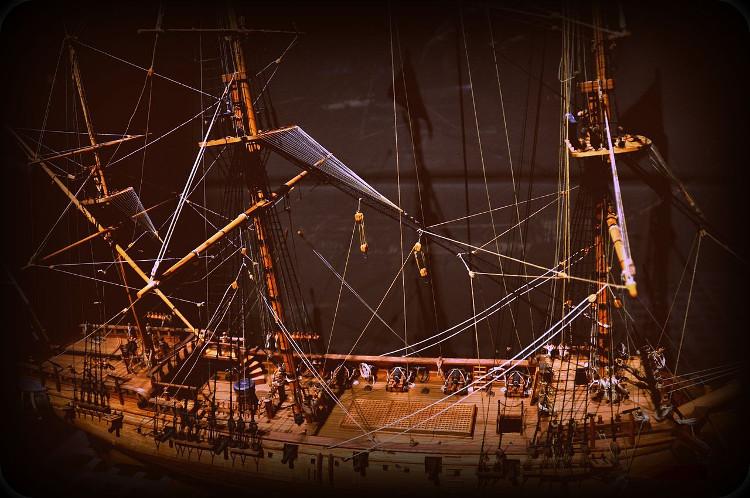 Kho báu ê hề của tên cướp biển giàu nhất thế giới