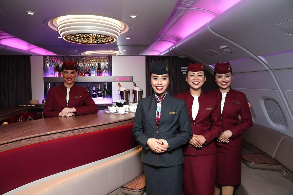 Khoang hạng nhất của hãng hàng không tốt nhất thế giới 2017