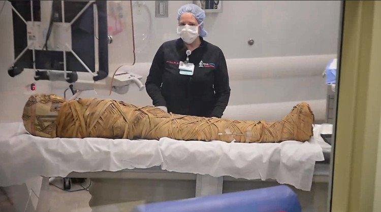 Khối u ung thư trong xác ướp Ai Cập 2.000 năm