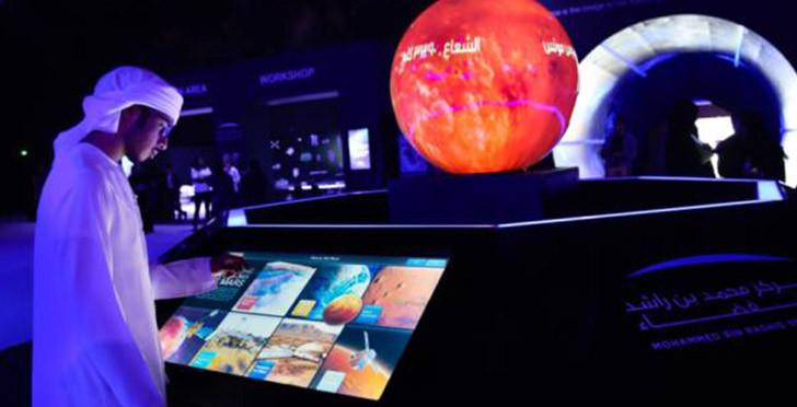Không chỉ NASA, người Ả Rập cũng tham vọng đưa người lên sao Hỏa