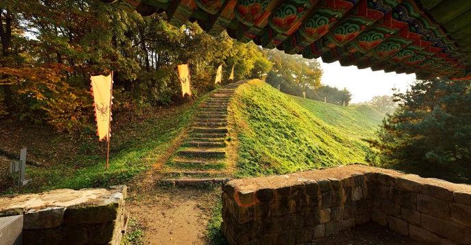 Khu di tích vương triều Baekje