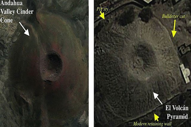 Kim tự tháp bí ẩn ở Peru khiến các nhà khảo cổ điên đầu