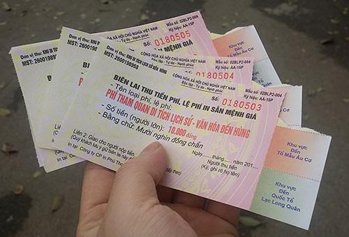 Kinh nghiệm đi du lịch Đền Hùng, Phú Thọ
