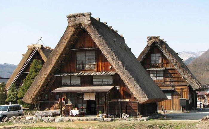 Làng cổ Shirakawa-go và Gokayama