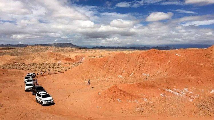 Làng sao Hỏa dự kiến tiêu tốn khoảng 61 triệu USD