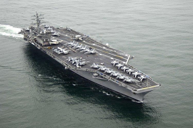Lầu Năm Góc tiết lộ cuộc đối đầu giữa UFO và tàu chiến, máy bay Mỹ
