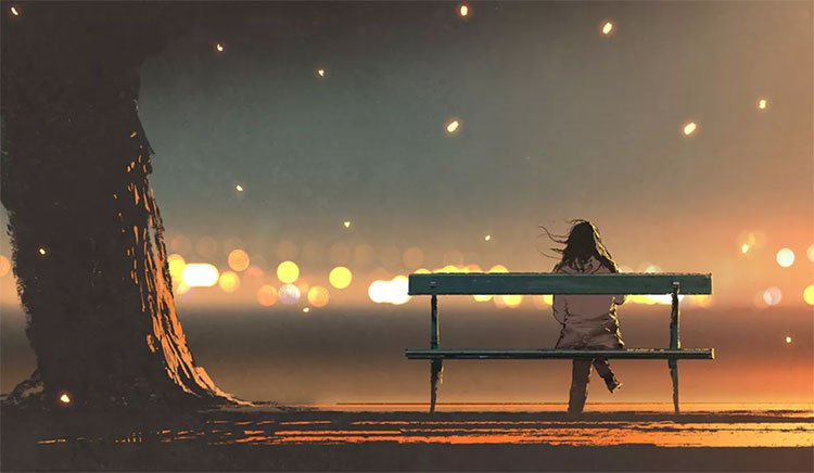 Lây bệnh cô đơn từ chính bạn bè