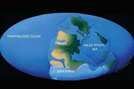Lịch sử Trái đất qua hình ảnh (Phần I)